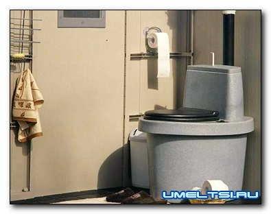 Биотуалет для дачи: торфяной, химический, электрический