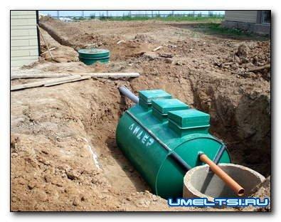 Как организовать систему отвода и утилизации стоков