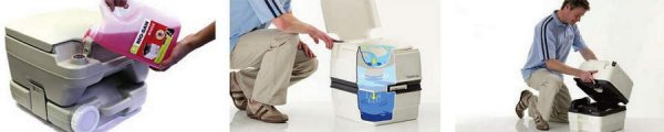 Биотуалет для дачи