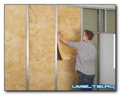 Лучшие материалы для шумоизоляции стен