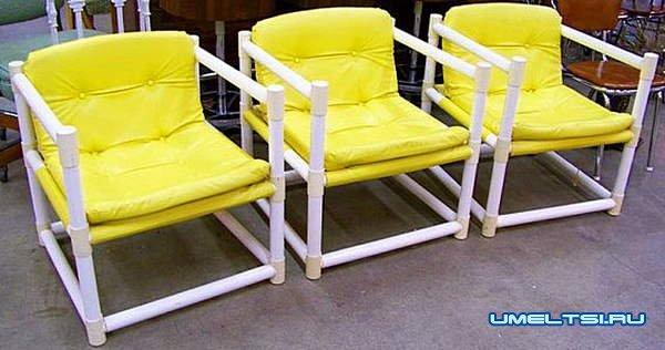 оригинальная дачная мебель