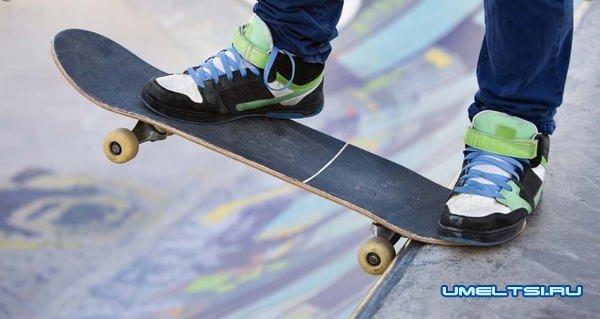Скейт своими руками