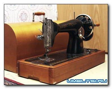 Как отремонтировать швейную машину своими руками?
