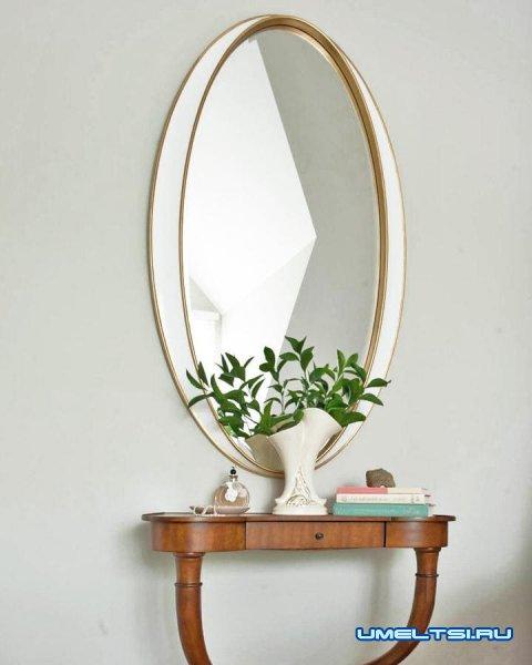 Как купить зеркало под интерьер