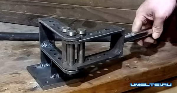 настольный мини гибочный станок