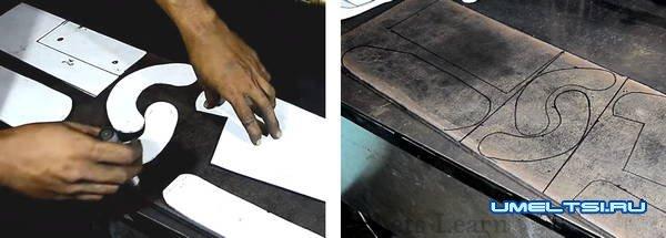 Гильотина для резки листового металла