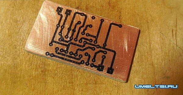 Изготовление электронного таймера