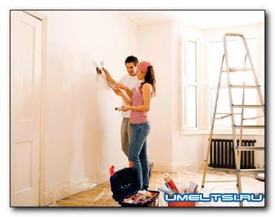 Делаем в квартире недорогой ремонт: 5 модных «фишек» от строителей