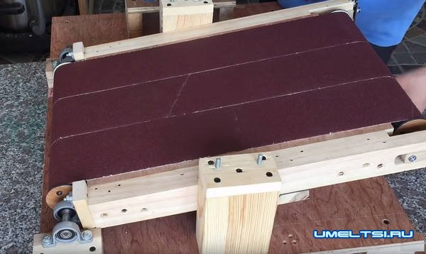 Изготовление плоскошлифовального станка