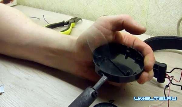 Делаем беспроводные наушники