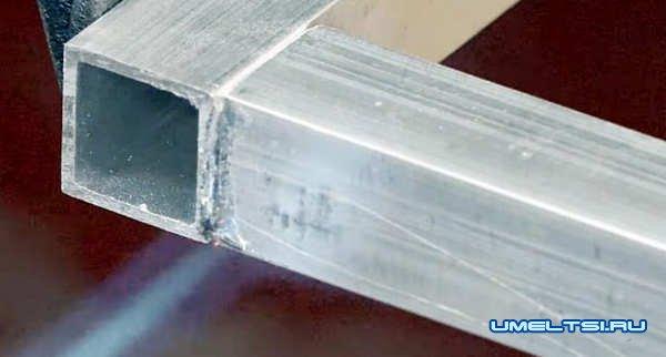 Пайка алюминия в домашних условиях
