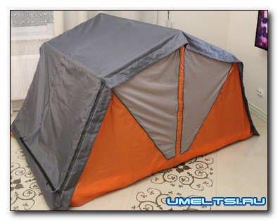 Как сделать палатку на крышу автомобиля своими руками