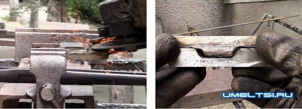 Станок для изготовления кованной решетки
