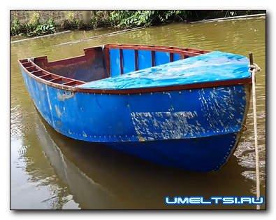 Изготовление моторной лодки из пластиковых бочек