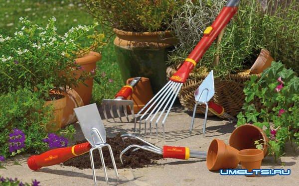 Как подготовить садовый инструмент к зиме