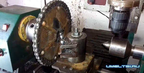 Изготовление станка для холодной ковки