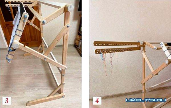 Как сделать станок для вышивания