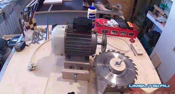 Заточной станок для пильных дисков