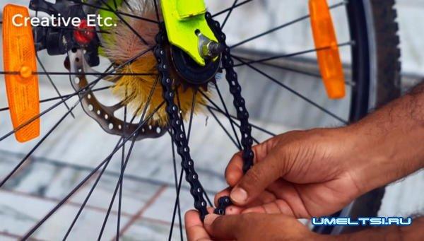 из велосипеда сделать электровелосипед