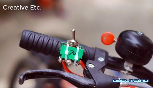 Как из обычного велосипеда сделать электровелосипед