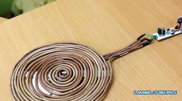 Индукционная плита своими руками